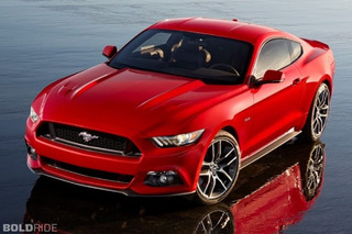 Ford Mustang Shelby GT350 Badge Revealed