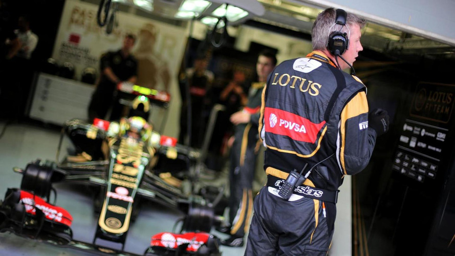 Lotus now ready to join 'second group'