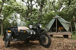 Ural Sportsman Package Motorcycle is Ready for Adventure