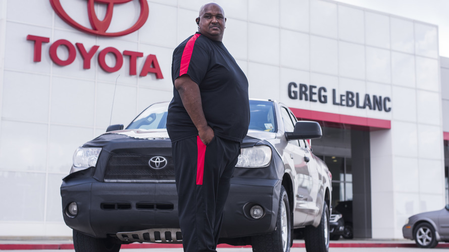 Toyota trades new Tundra for one with million miles