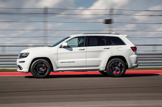 Hot-Rod SUV: Jeep Will Produce the Grand Cherokee SRT Trackhawk