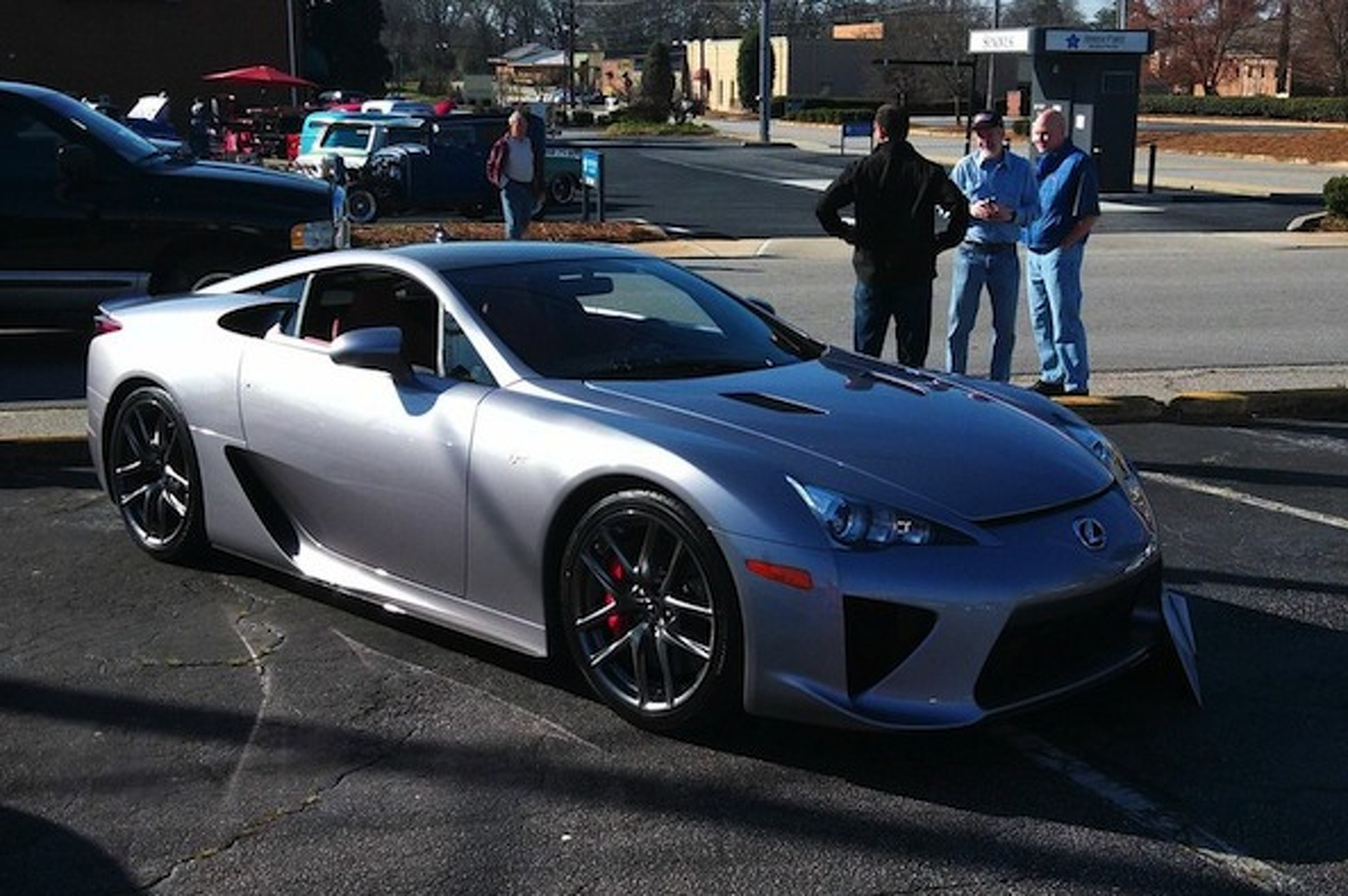 This is the Last Lexus LFA Ever Sold