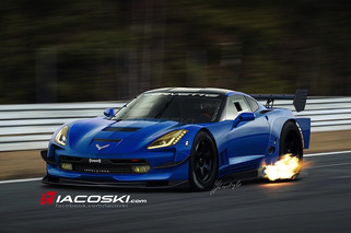 Future Ride: Chevrolet Corvette Stingray Super GT Racer