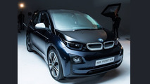 BMW i3 Tuxedo Blue by MR PORTER
