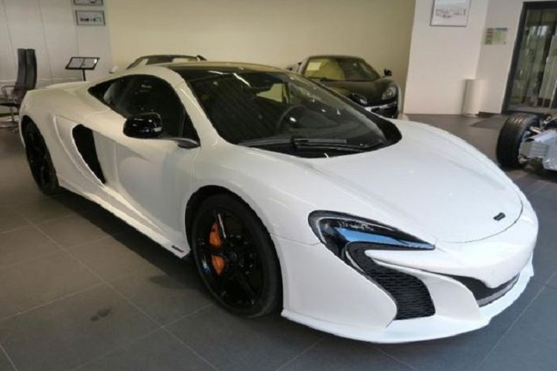 Super Rare McLaren 650S MSO For Sale