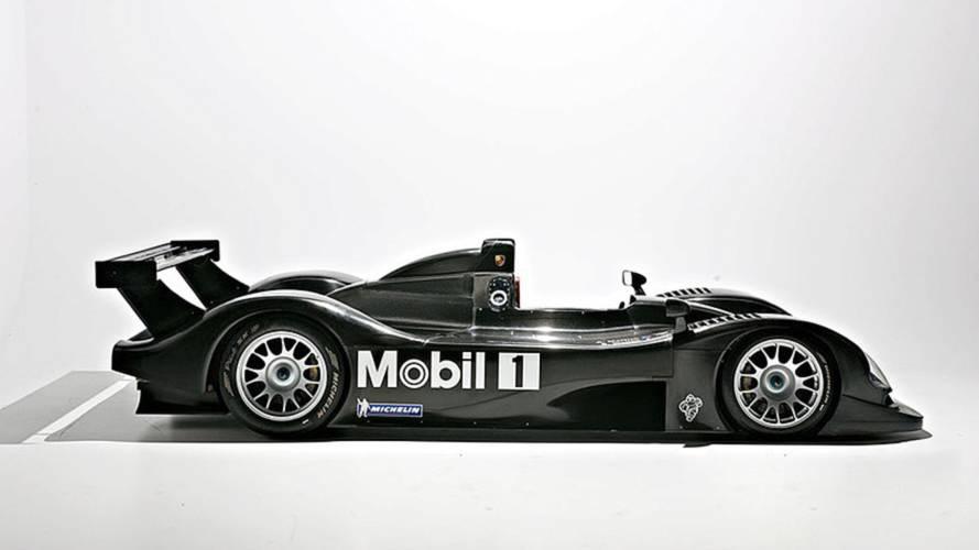 20 Jahre danach: Porsche LMP2000 öffentlich zu sehen!