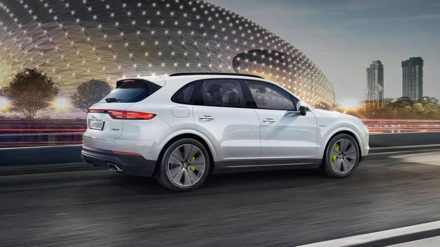 Tout sur le nouveau Porsche Cayenne E-Hybrid !