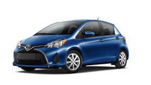 2015 Toyota Yaris (US-spec)