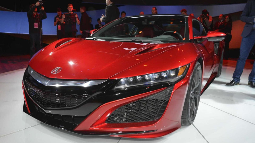 Acura NSX finally revealed in production form. Was it worth the wait?