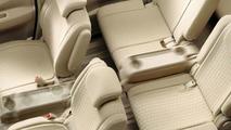 New Nissan Serena - Interior