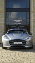 2015 Aston Martin RapidE konsepti