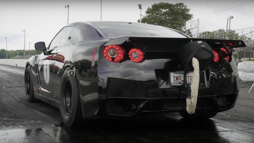 Avez-vous déjà vu ? Une Nissan GT-R de 2000 chevaux ?
