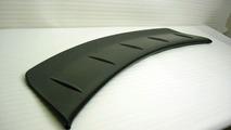Wald GT-R Sports Line rear wing armor