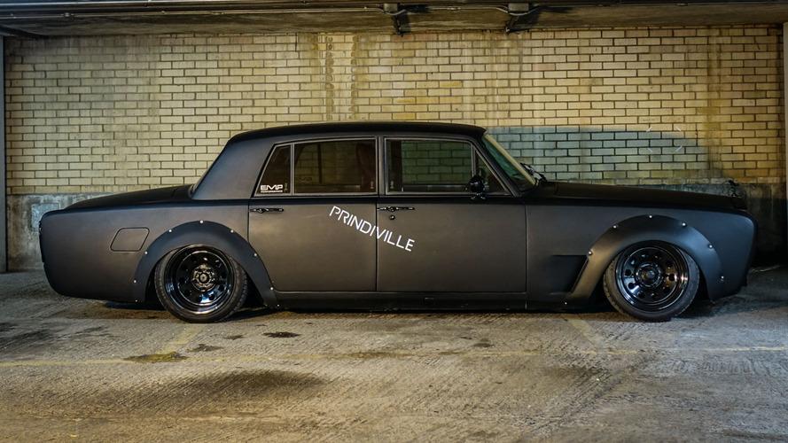 Rolls-Royce Silver Shadow drift car | Motor1.com Photos