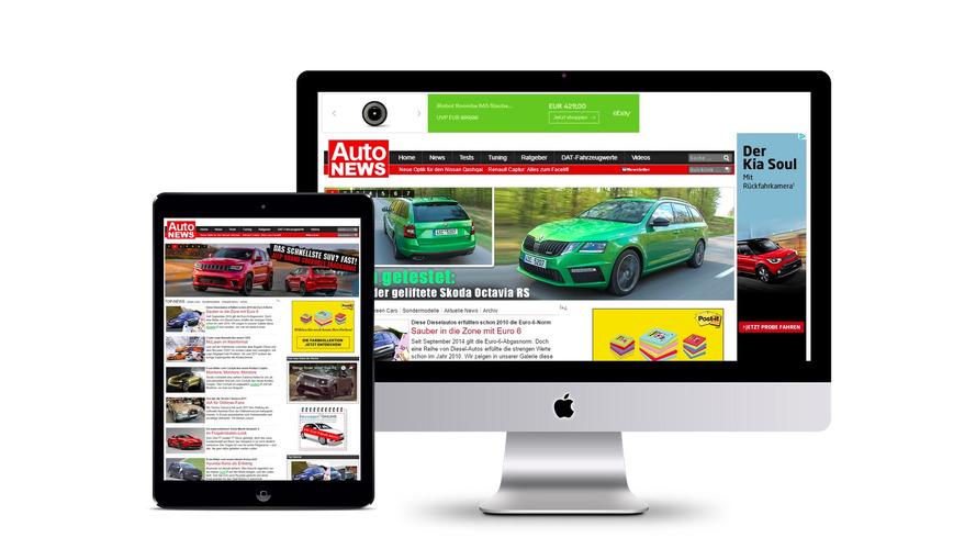 Motor1.com accélère son implantation en Europe avec l'acquisition d'Auto-News.de