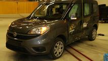 2017 Fiat Doblo Euro NCAP Çarpışma Testi