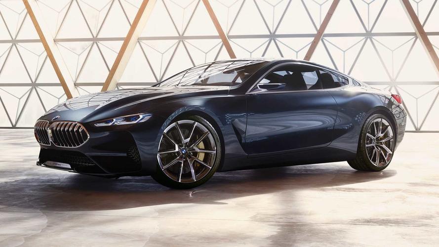 BMW Série 8 volta com conceito em Villa D'Este - ATUALIZADO