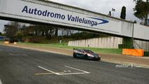 Lucas di Grassi tested Electric GT's Model S