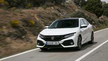 Prueba Honda Civic 2017