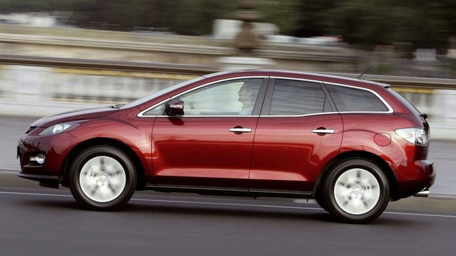Mazda CX-7: In Depth