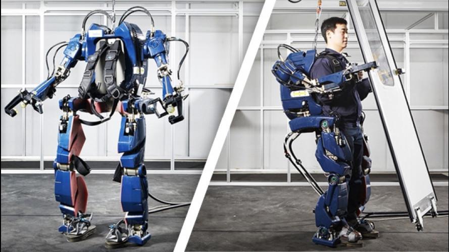 Hyundai è pronta col suo Iron Man