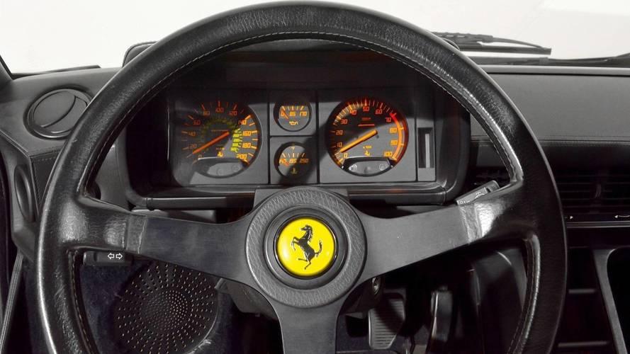 Üstü Açık 1986 Ferrari Testarossa