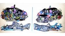 Leaked Mid-Engine C8 Corvette CAD Photos