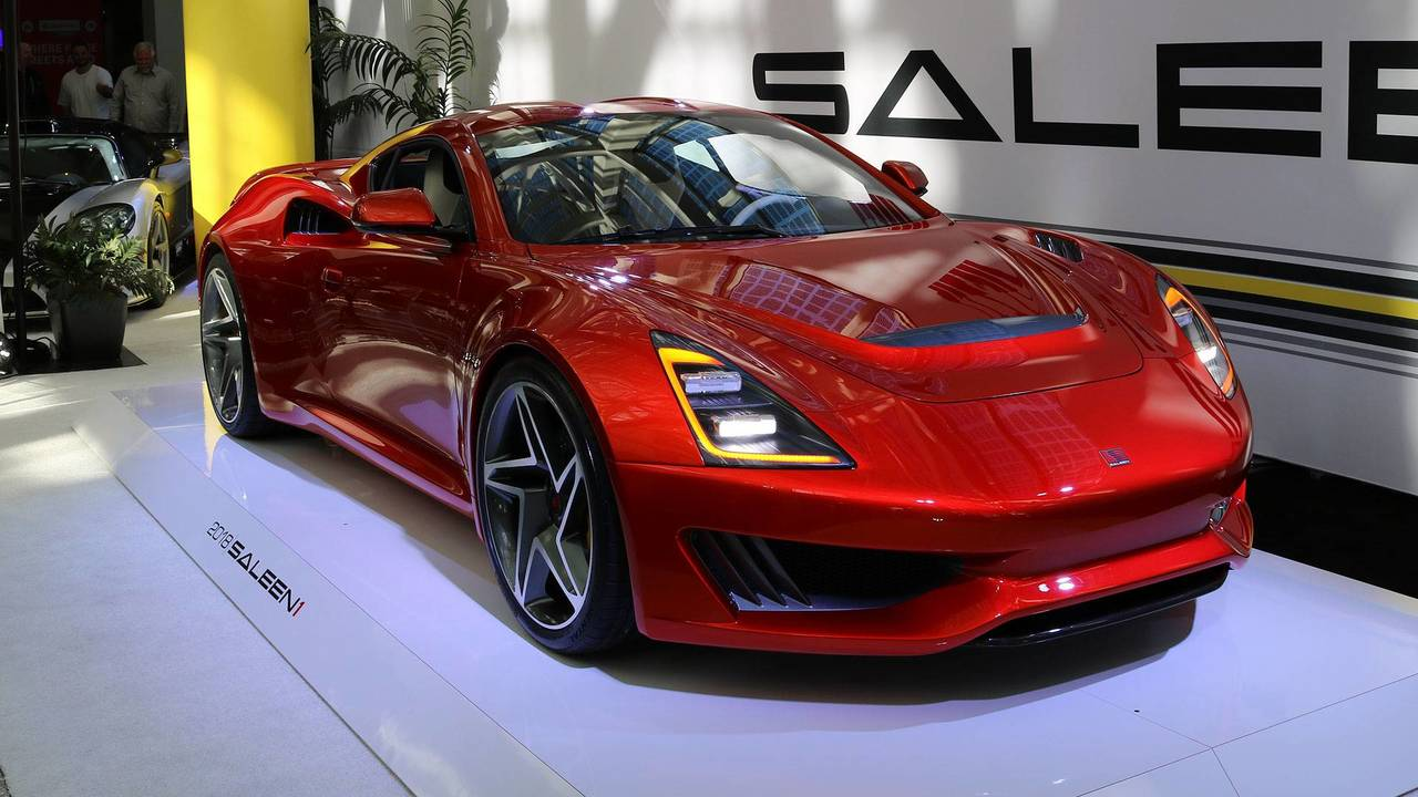 2018 Saleen S1 Is A 180 Mph 100k Carbon Fiber Supercar