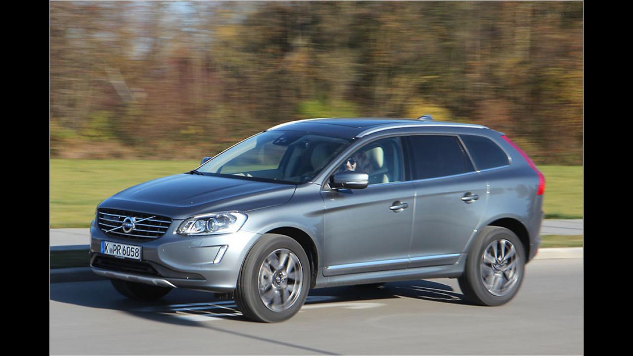 Mittlere SUVs: Volvo XC60