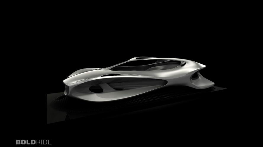 Mercedes-Benz Aesthetics 125 Concept