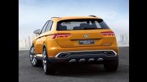 Próxima geração do VW Tiguan terá estilo