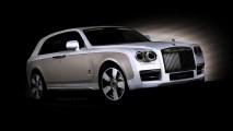 Rolls-Royce: inédito SUV chega em 2017 custando 200 mil euros