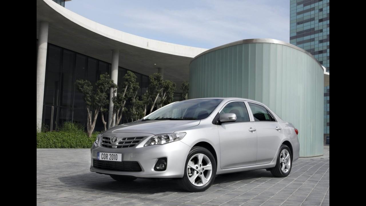 Toyota faz promoção do Corolla e oferece IPVA grátis, ou R$ 3 mil em combustível ou taxa 0%