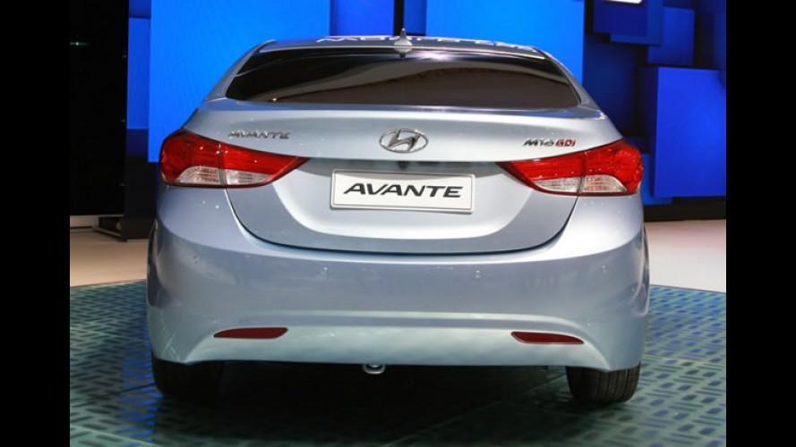 Coréia do Sul: Hyundai lidera entre marcas e automóveis em agosto
