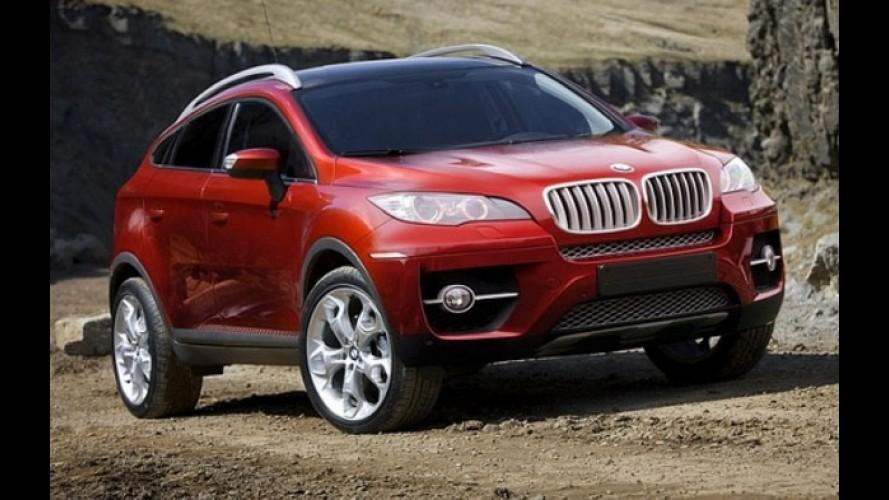 BMW confirma o novo X4 para 2014