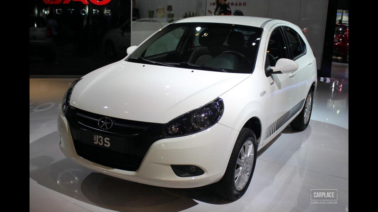 Brasil foi maior importador da JAC Motors em 2012