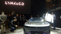 Lynk & Co sports car concept