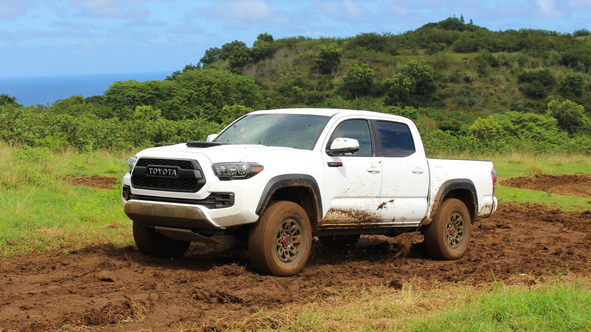 2017 toyota tacoma trd pro first drive no pavement no problem voltagebd Choice Image