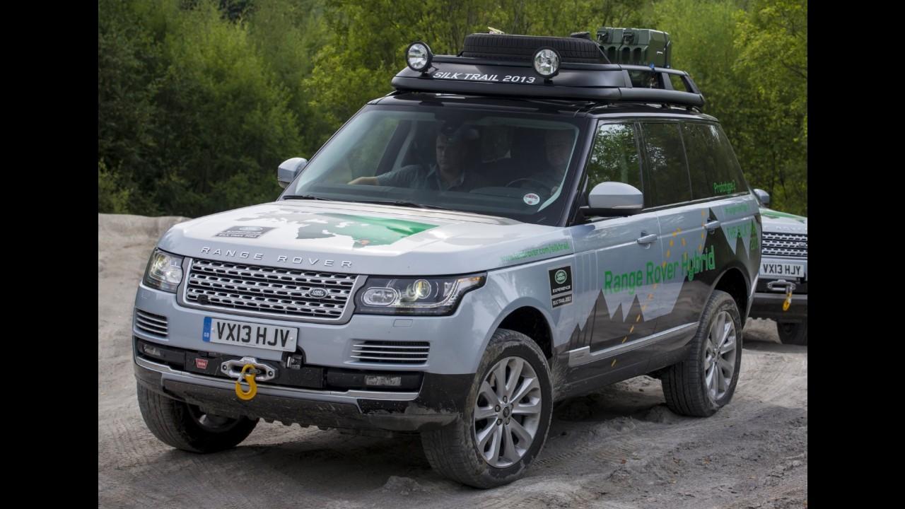 Land Rover promete investir US$ 25 milhões no projeto Evoque_e