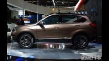 Xangai: SUV Chery Beta 5 é revelado antes da estreia