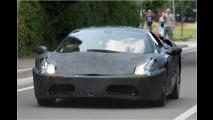 Ferrari F450 ertappt