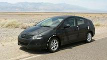 Honda Hybrid Spied in the U.S. Desert