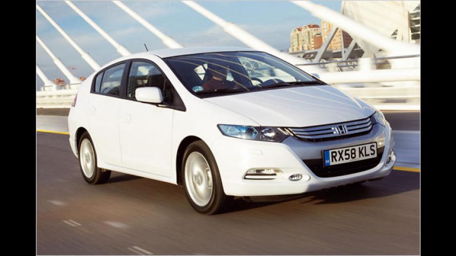 Honda Insight: Europapremiere auf dem Genfer Auto-Salon