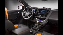 Focus ST mit 250 PS