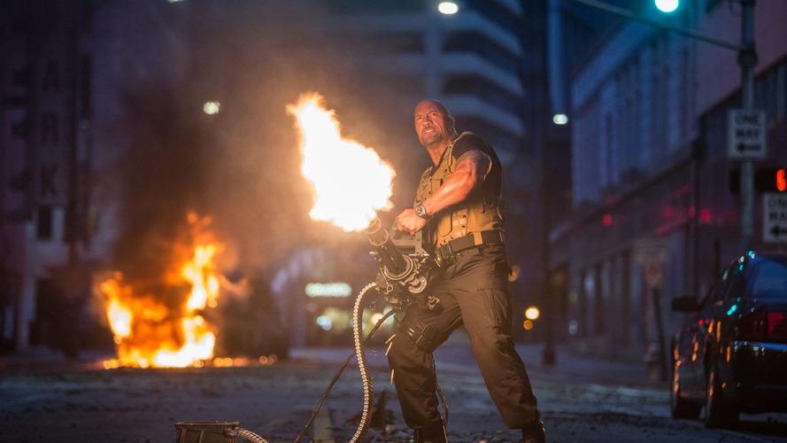 Dwayne Johnson calls Fast 8 actors 'candy asses'