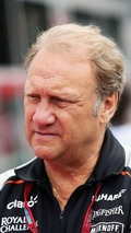 Robert Fernley, Sahara Force India F1 Team Deputy Team Principal
