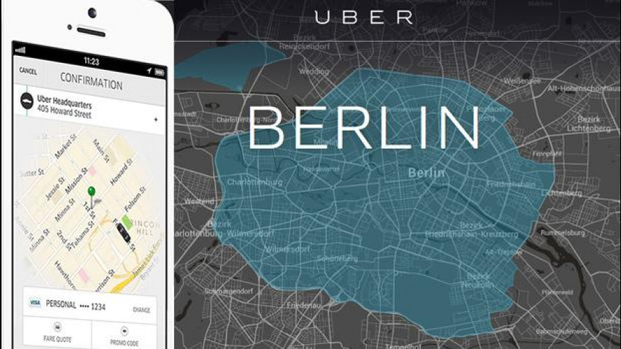 Uber perde in Germania, app bloccata (per ora)