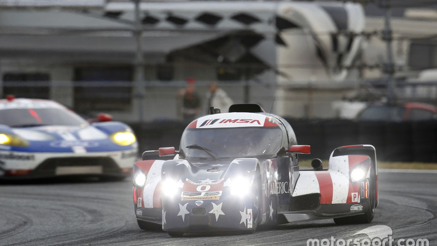 DeltaWing: Three times in P1 position and an unavoidable crash [video]