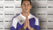 Lionel Messi global ambassador for Tata