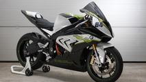 BMW eRR motorcyle introduced with an electric powertrain